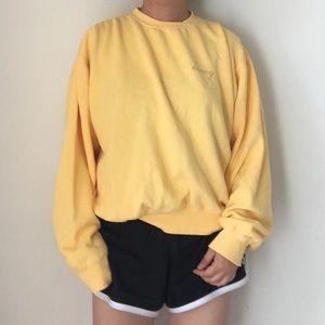 Brandy Melville Tops Honey Erica Sweatshirt Poshmark
